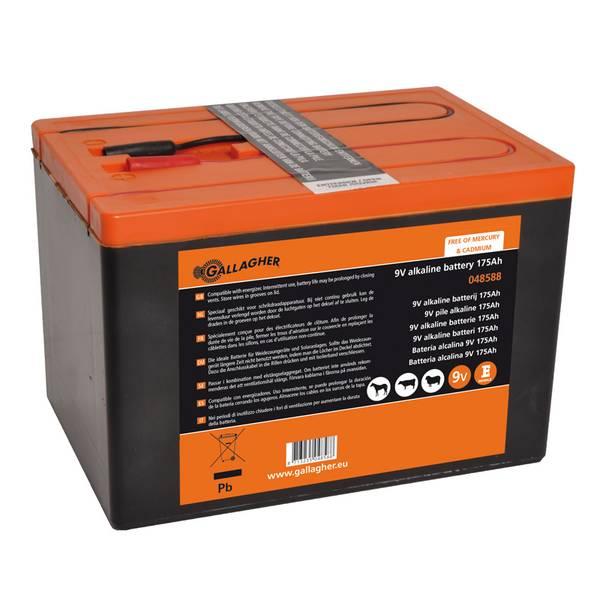 Bilde av Batteri 9 volt, 175 amp