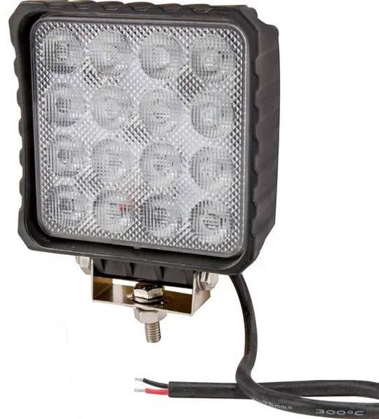 Bilde av Arbeidslykt LED firkantet 3840 lumen flom